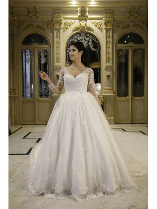 Wedding dress LUCIA - SEDKA NOVIAS