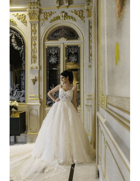 Wedding dress BEATRIZ- SEDKA NOVIAS