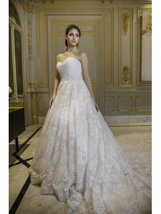 Wedding dress MILANKA - SEDKA NOVIAS