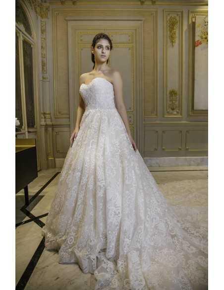 Wedding dress MILANKA - SEDKA NOVIAS