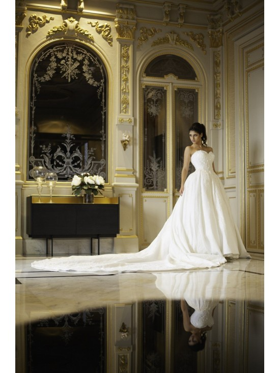 Wedding dress VANESA - SEDKA NOVIAS