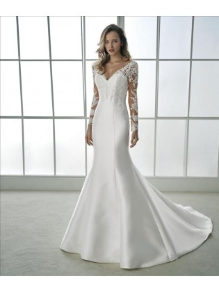 Wedding dress FLEUR - San Patrick Outlet