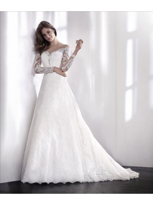 Wedding dress LORENA - San Patrick Outlet