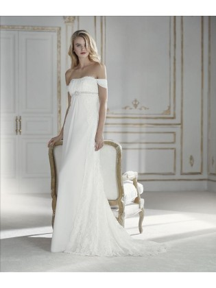 Wedding dress PANAMA - San Patrick Outlet