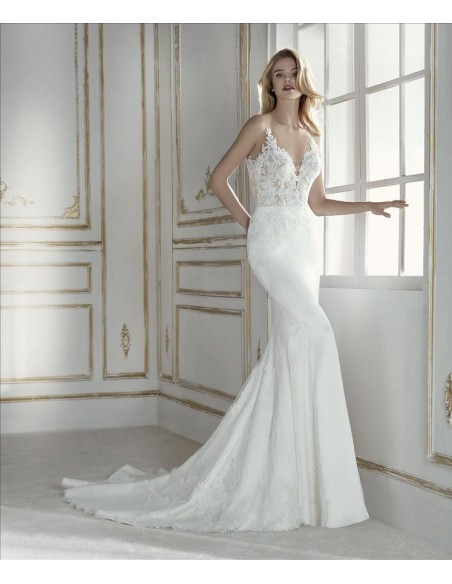 Wedding dress PANDORA - San Patrick Outlet