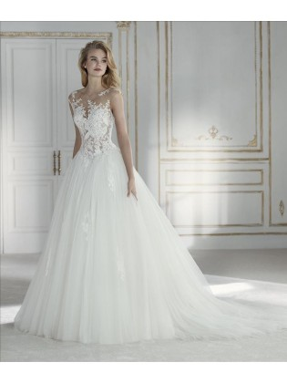 Wedding dress PETRA - San Patrick Outlet