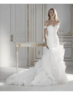 Wedding dress PROFETA - San Patrick Outlet