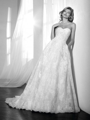 Wedding dress ZATIRAL - San Patrick Outlet