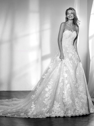 Wedding dress ZELANKA - San Patrick Outlet