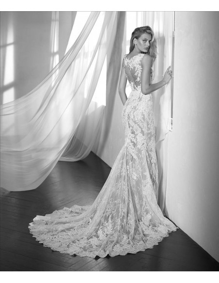Wedding dress ZALTANA - San Patrick Outlet