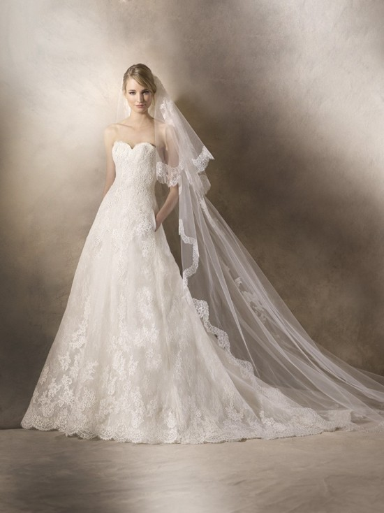 Wedding dress HOWARD - San Patrick Outlet