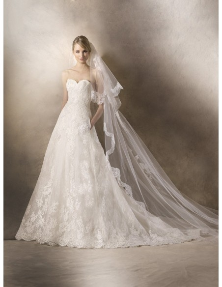 Vestidos de novia HOWARD - San Patrick Outlet