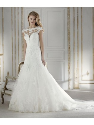 Wedding dress PETROLINA - San Patrick Outlet