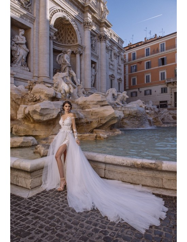Wedding dress 04 by Julia kontogruni