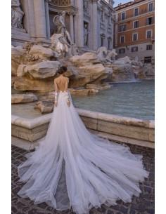a83de8778cf Vestido de novias de Julia Kontogruni a precios especiales