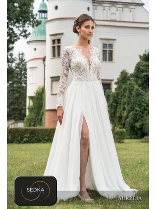 Wedding dress AURELIA - SEDKA NOVIAS