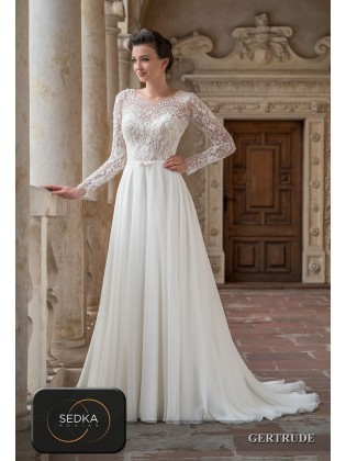 Wedding dress GERTRUDE - SEDKA NOVIAS