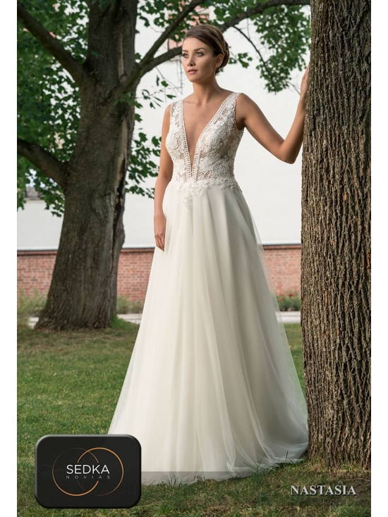 Wedding dress NASTASIA - SEDKA NOVIAS
