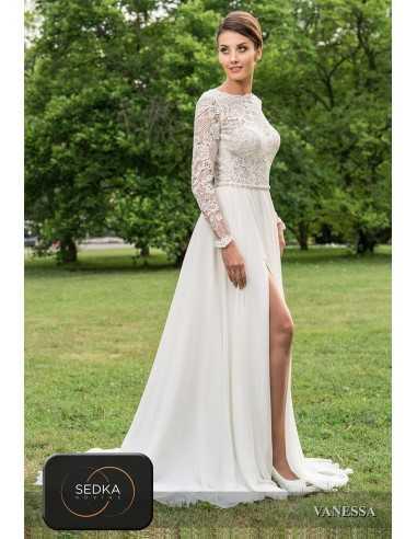 Wedding dress VANESSA - SEDKA NOVIAS