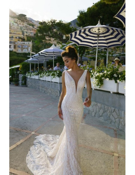 Wedding dress MC1903 by Atelier
