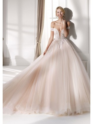 Wedding dress NIA2034- NICOLE