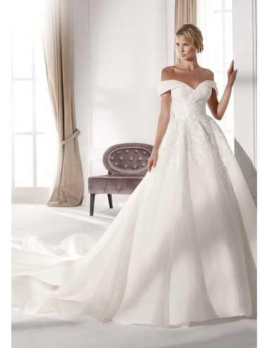 Vestidos de novia NIA2059- NICOLE