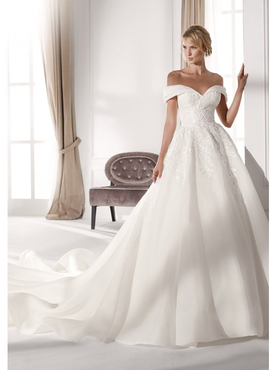 Wedding dress NIA2059 - NICOLE