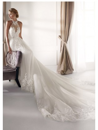 Wedding dress NIA2062- NICOLE