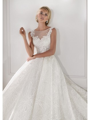 Wedding dress NIA2097- NICOLE