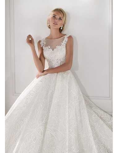 Wedding dress NIA2097- NICOLE