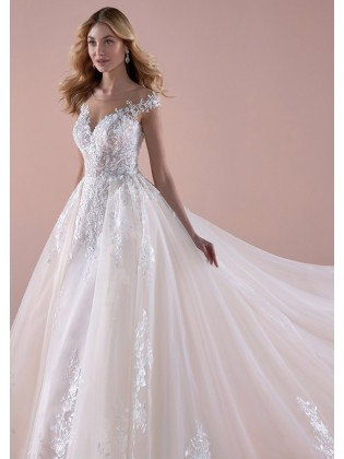 Wedding dress ROA2047 -...
