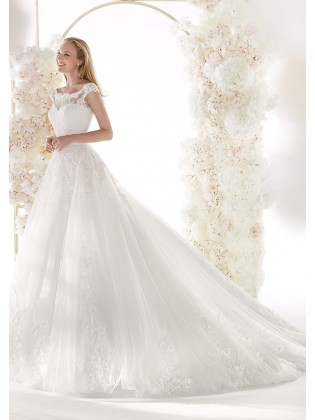 Wedding dress COA2056- COLET