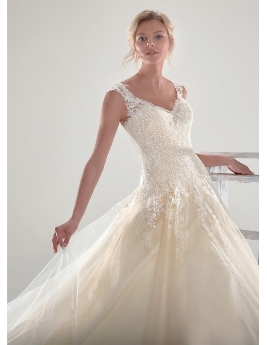 Vestidos de novia AUA2061- AURORA