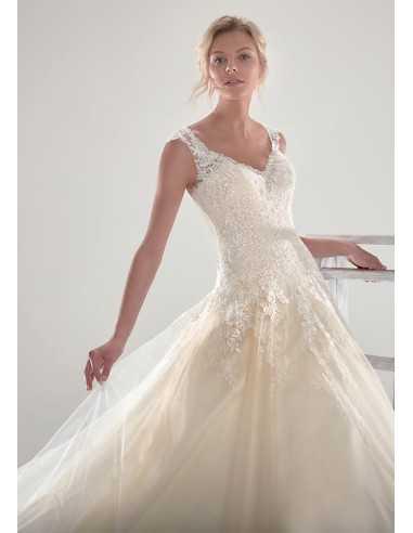 Wedding dress AUA2061- AURORA