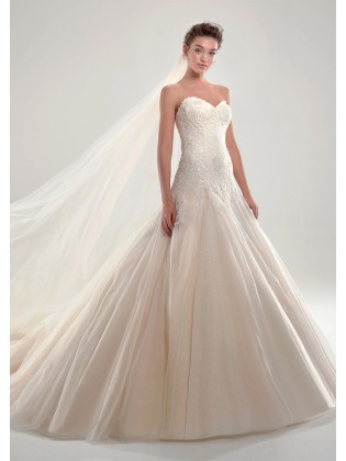 Wedding dress AUA2078 - AURORA