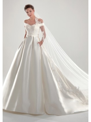 Wedding dress AUA2084- AURORA