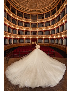 Wedding dress CB COUTURE 12...