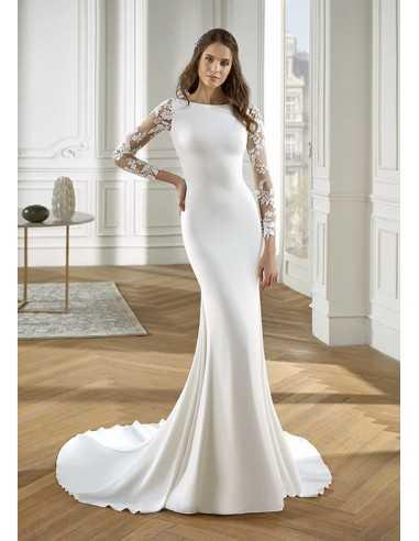 Wedding dress BASSANO - SAN PATRICK