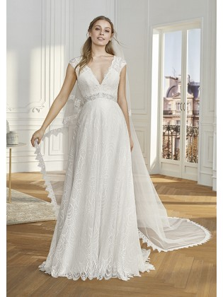 Wedding dress BRIGNOLE -...
