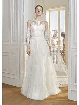 Wedding dress CHAMPERET -...