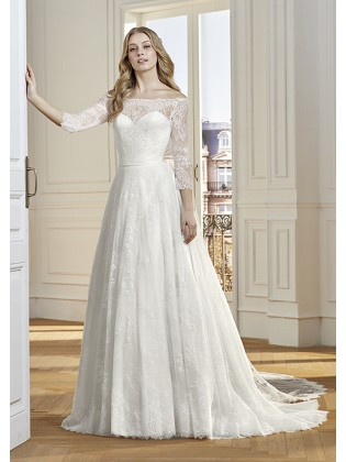Wedding dress HAUSSMANN -...