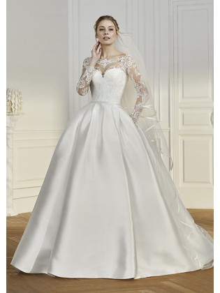 Wedding dress LAMARTINE -...
