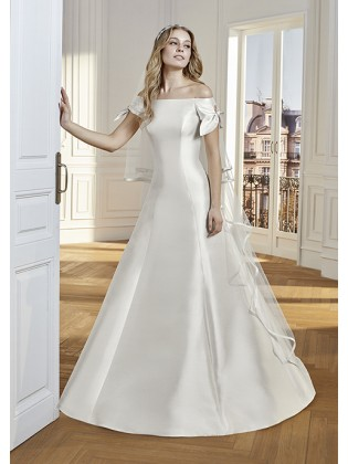 Wedding dress LAMBALLE -...