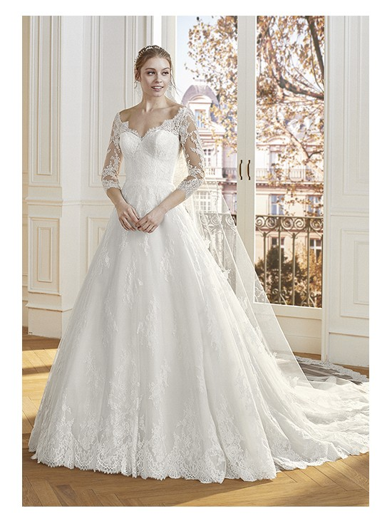 Wedding dress MONCEAU - SAN PATRICK