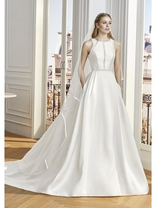Wedding dress ROCAMADOUR -...