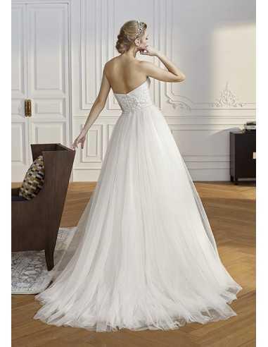 Wedding dress VERNIER - SAN PATRICK