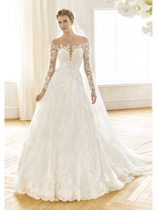 Wedding dress BADAJOZ - LA...