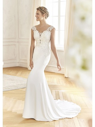 Wedding dress BALANZA - LA...