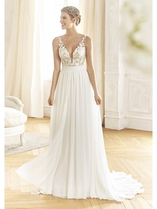 Wedding dress BALIMENA - LA...