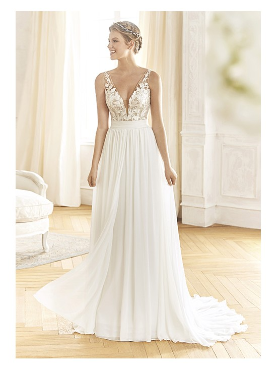 Wedding dress BALIMENA - LA SPOSA